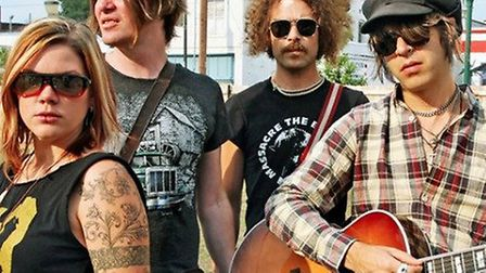 The Dandy Warhols will appear at Standon Calling in 2015