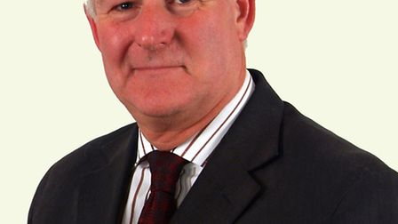 Cllr Howard Rolfe, leader of Uttlesford District Council.