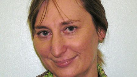 Dr Ruth Van Hoogstraten, consultant anaesthetist at the Lister Hospital and RAF reservist.