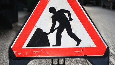 Temporary traffic lights in place in Hitchin due to roadworks have now been removed.