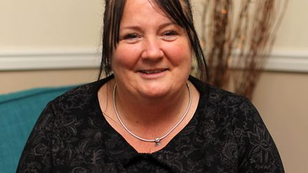 Carol Taylor has been nominated by her daughter for parent in a million at the comet community award