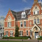 Uttlesford District Council headquarters on London Road, Saffron Walden.