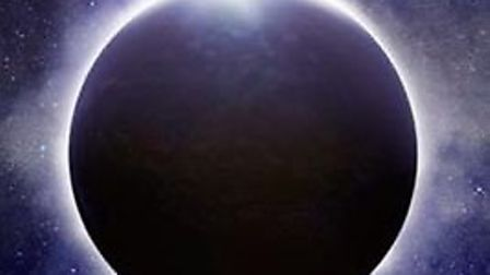 Solar Eclipse. Credit: Letchworth and District Astronomical Society.