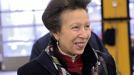 The Princess Royal will be opening new affordable homes in Manuden, near Stansted, at the end of the