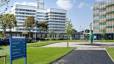 Pay scales have been changed for cleaners at Lister Hospital.