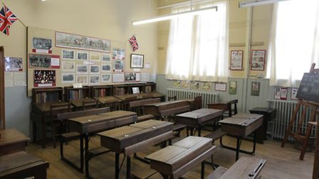 Inside the British Schools Museum in Hitchin, which is backing Museum Week.
