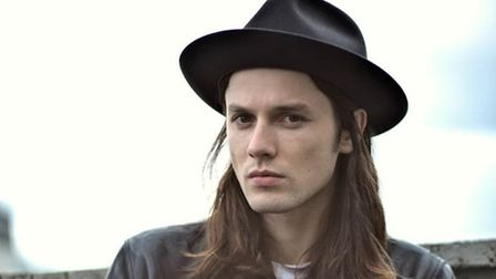 James Bay has been added to the V Festival 2015 line-up