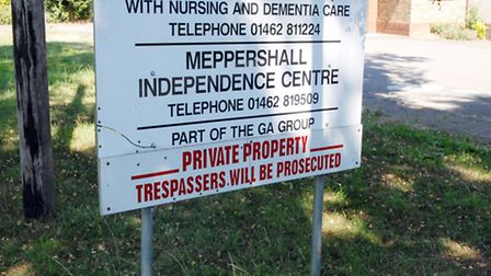 Meppershall Care Home closed after an inspection in 2013.