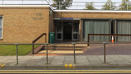He appeared at Stevenage Magistrates' Court last Monday.