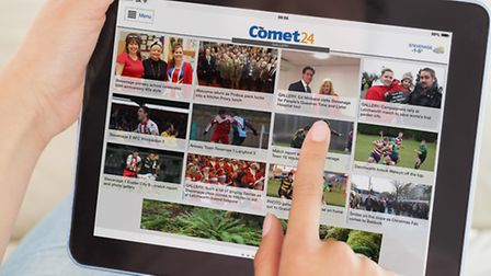 You can download the Comet app for free