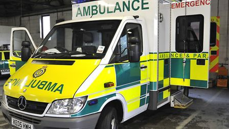 An ambulance staff survey has revealed that for 65 per cent late finishes result in high stress leve