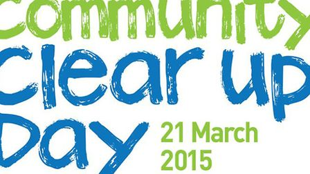 The national Community Clear Up Day, delivered in partnership with Keep Britain Tidy, is the first o
