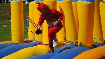 Garden House Hospice is staging a fundraising It's A Knockout event in Stevenage this summer
