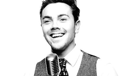 Ray Quinn is appearing at the Gordon Craig