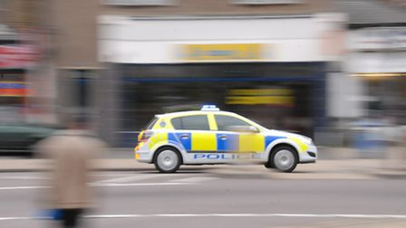 Hertfordshire's first drug driving arrrest was carried out in Hitchin this week.