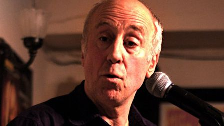 Norman Lovett is appearing at Mostlycomedy at the Market Theatre, Hitchin