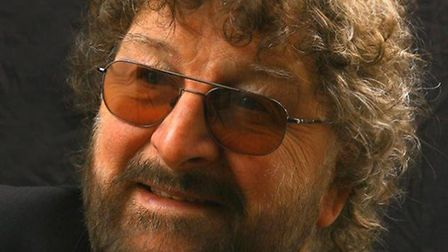 Chas Hodges of 'Chas and Dave' fame.