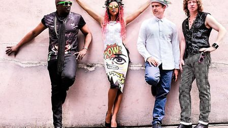 The Brand New Heavies are on the bill for Rhythms of the World 2015