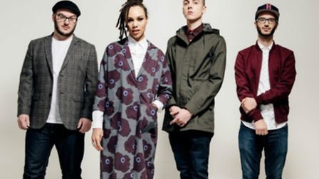 The Skints are on the bill for Rhythms of the World 2015