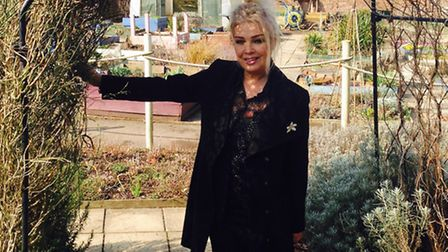 Kim Wilde features in BBC charity appeal for on behalf of Thrive