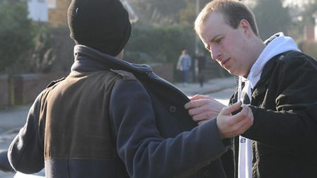 The panel will be monitoring the use of stop and search powers to make sure they are used responsibl