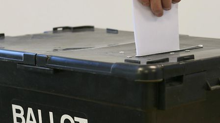 Voters will go to the polls on Thursday, May 7.