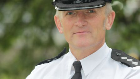 Stevenage Chief Insp Richard Harbon says shed and garage break-ins are a big issue in the town.