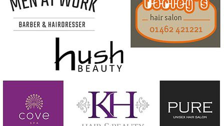 This year's Comet Hitchin Hair & Beauty Salon of the Year contenders