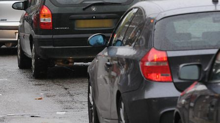 Motorists have been stuck in traffic heading into Stevenage on the A602 this morning due to a broken