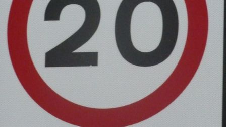 The introduction of a 20mph speed limit throughout Saffron Walden will be discussed at the town coun