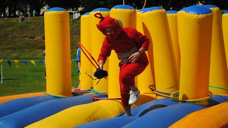 It's A Knockout for Garden House Hospice