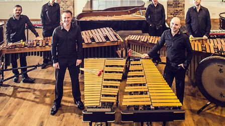 Colin Currie, artist-in-residence at the Southbank Centre, will be playing with his percussion group