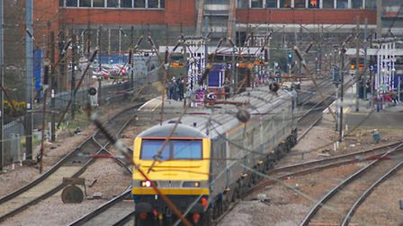 Delays are expected due to signalling problems at Stevenage railway station.