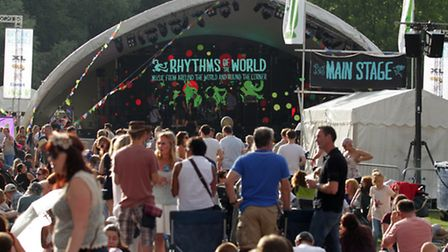 A recruitment drive is being held in Letchworth tonight ahead of this year's Rhythms of the World.