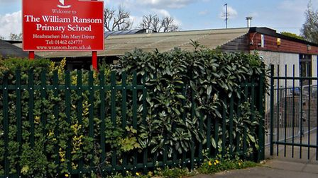 There will be extra school places at William Ransom in Hitchin from September 2016.