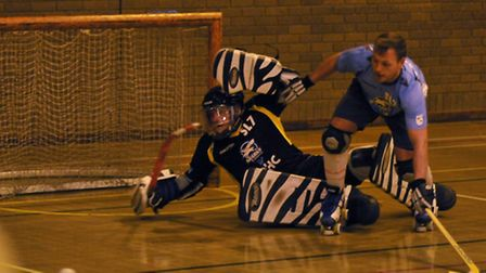 Letchworth Roller Hockey Club and Stevenage Sharks reunite for a game in memory of former player Stu