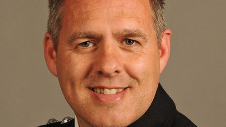 Chief inspector Damien Kennedy is the new head of Hertfordshire's special constabulary