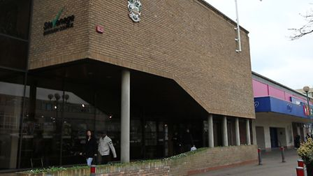 Stevenage Borough Council has evicted two tenants.