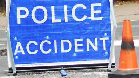 Police have launched an appeal following the crash in Hitchin earlier this month.