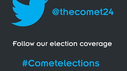 Follow our election coverage on Twitter using the hashtag @Cometelections