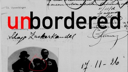 Andrew Evans created his podcast Unbordered to trace his grandfather's life from the Austro-Hungaria