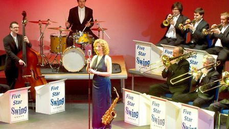 Five Star Swing at the Queen Mother Theatre