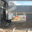 The refurbishment of Saffron Walden Waitrose on Hill Street is to take a month longer than expected.