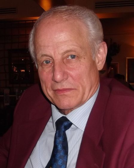 Peter Day, UKIP parliamentary candidate 2015