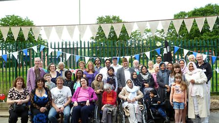 The group held a well attended Big Lunch last year, which they are holding again in June.
