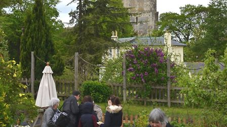 Open gardens at last year's Ashwell at Home.