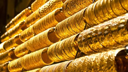Police have warned about criminals targeting Asian gold