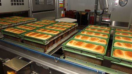Production at Allied Bakeries