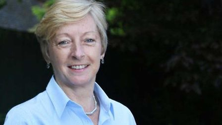 Liz Nicholl from Hitchin is the chief executive of UK Sport