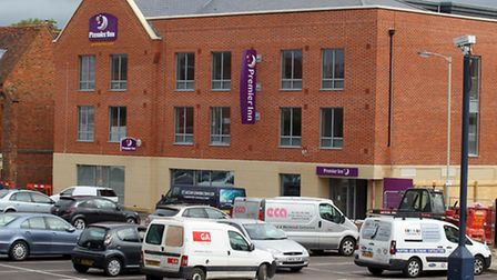 Premier Inn in Hitchin